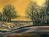 WINTER SUNSET   1998